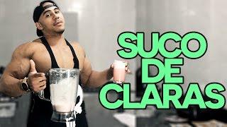 SUCO DE CLARAS!