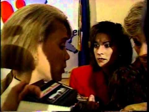 "WAFB November 1996 news story on the Mary Landrieu vs. Louis ""Woody"" Jenkins Senatorial Race"