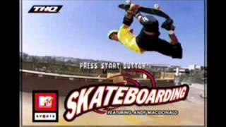 Dreamcast Gaming:MTV Sports Skateboarding