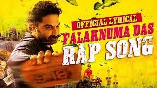 Falaknuma Das Official Rap Song Lyrical by Vivek Sagar | Vishwak Sen | ARG