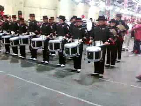 Texas Tech Band Before Cotton Bowl - YouTube