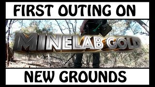 ON THE SEARCH FOR GOLD - NEW AREA GOLDEN TRIANGLE METAL DETECTING VICTORIA AUSTRALIA