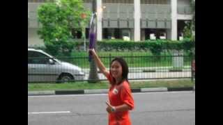 Race Queen Aileen Ho (Singapore)