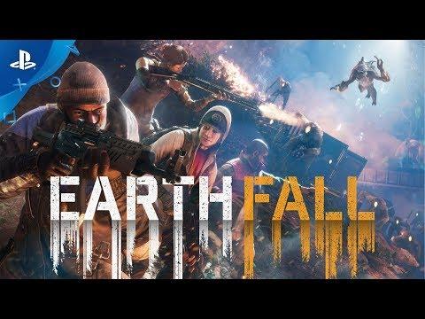 Earthfall - Launch Trailer | PS4