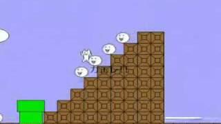 史上最難玩游戯 仮Mario 『しょほんのアクション』