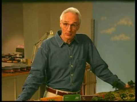 Build a model train layout: Model railroad introduction with Michael Gross WGH