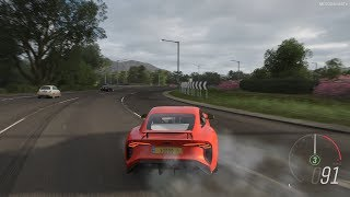 Forza Horizon 4 - 2018 TVR Griffith Gameplay [4K]