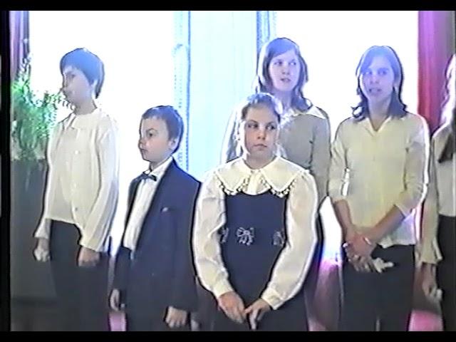 Karácsony, Csetény, 2006. 3.rész  Református gyerekek    x264