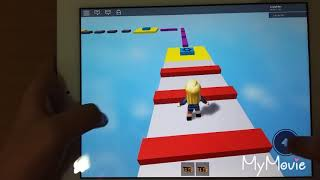 Roblox/Espace the iphone Xs /oynuyorum