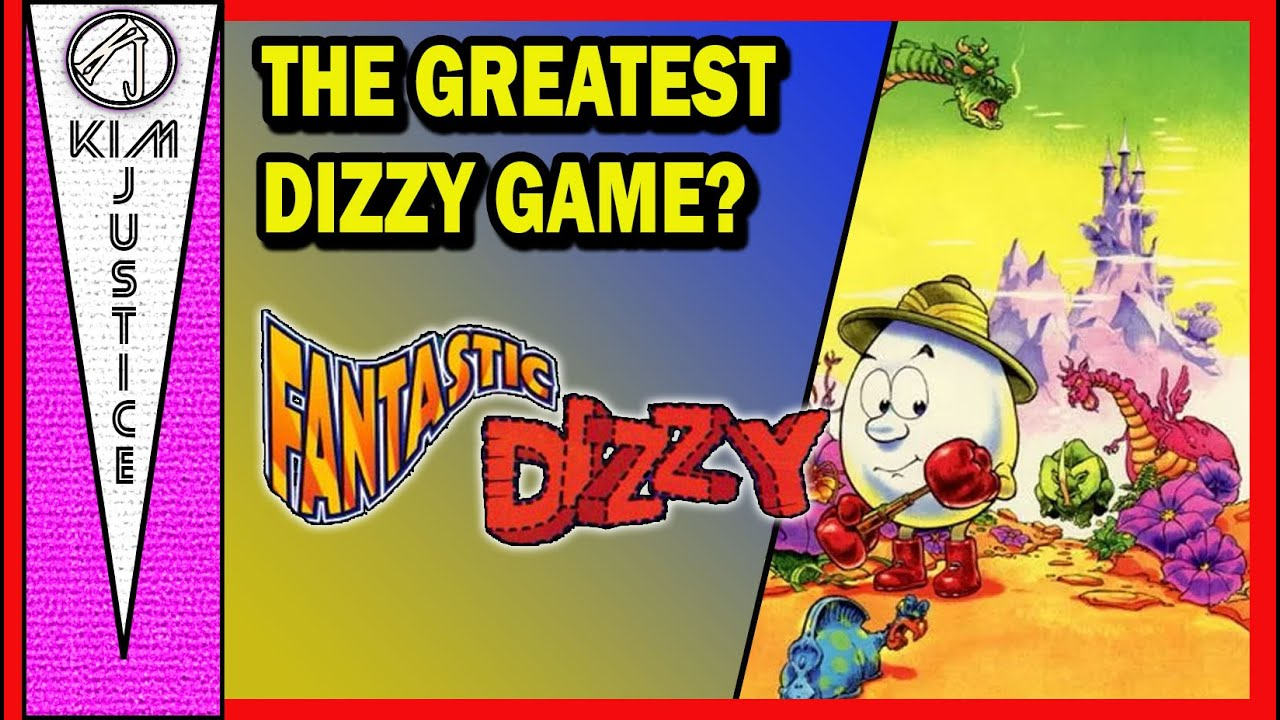 The Story of Fantastic Dizzy | Kim Justice