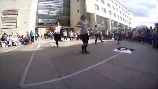 First Streetshow I Beat FreaX