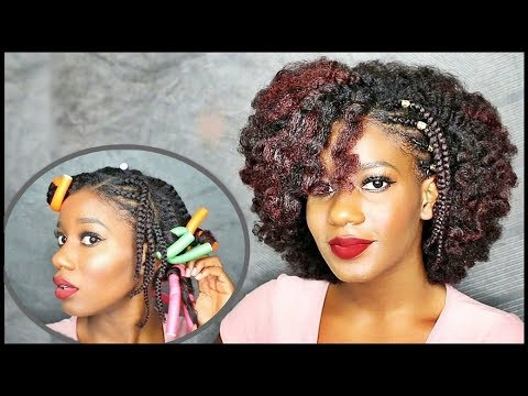 FULL WASH & STYLE on YOUR Budget | with NaturallyMsToya