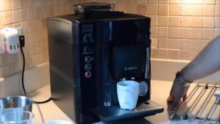 Bosch TES50129RW_BK - Bean To Cup Coffee Machine Review