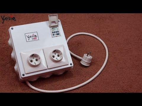 Kako napraviti digitalni tajmer za ukljucivanje TA peci