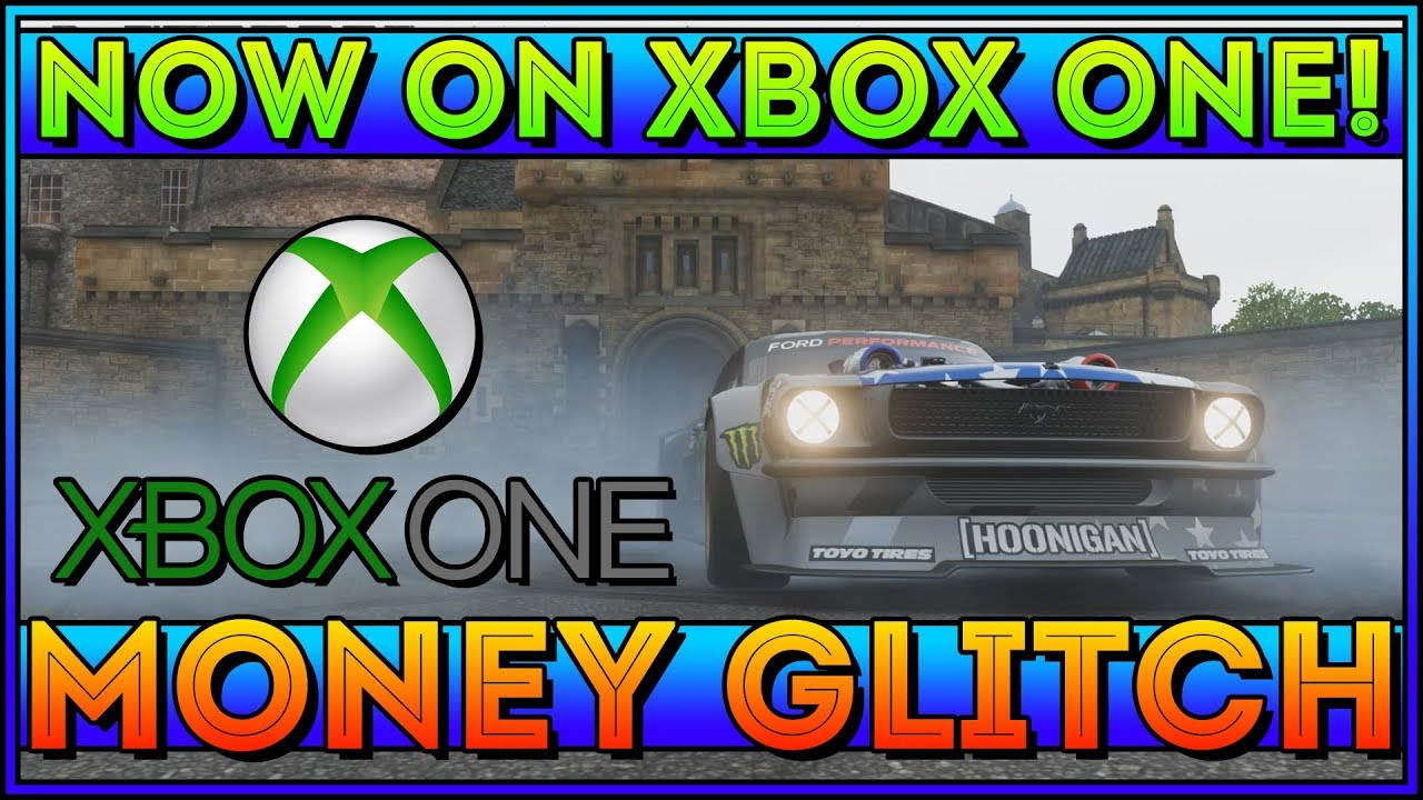 PATCHED! Forza Horizon 4 Money Glitch! (XBOX ONE) Unlimited Super Wheelspins