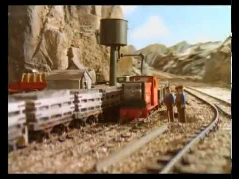 Thomas the Tank Engine - Rusty and the Boulder