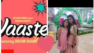 Vaaste full cover dance. CHOREOGRAPHY by GARIMA AND MAANIKA