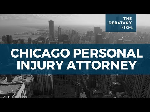 Chicago Personal Injury Attorney Jay Paul Deratany