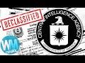 ¡Top 5 SECRETOS de la CIA que fueron DECLASIFICADOS!
