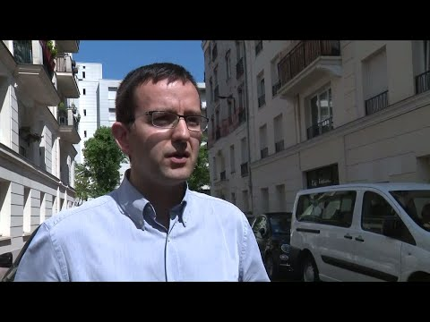 French cities test new technologies to cool down pavements