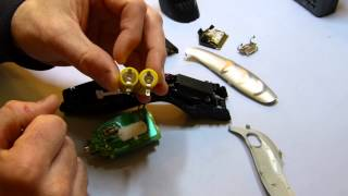 Remington MB200 Trimmer Battery Repair