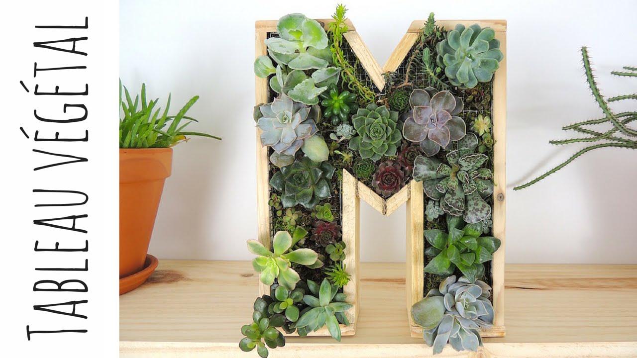 le mur vegetal en palette idees