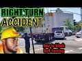 Tractor Trailer Accident in Brooklyn New York. vlog #88