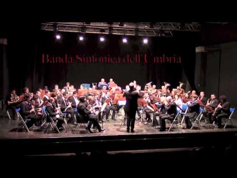 Anchors Aweigh - The song of the navy - Zimmermann - Umbria Symphonic Band