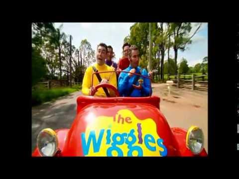 The Wiggles - Toot Toot Chugga Chugga Big Red Car (2004)