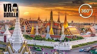 Bangkok Capital Of Thailand Extended 360 VR Experience - 360 VR Video
