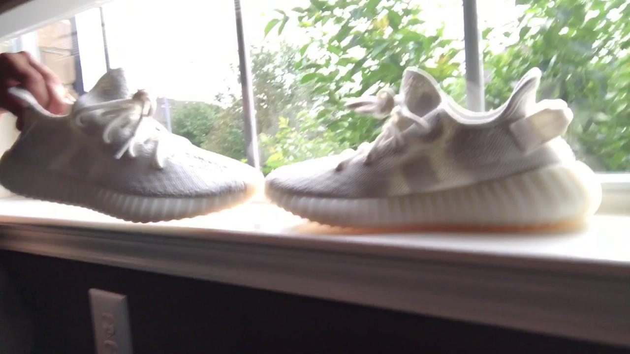 Adidas Yeezy crema Boost Adidas 350 v2 crema v2 blanca Unboxing YouTube e59ff44 - sfitness.xyz