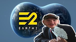 How to Become A Milli๐naire Online With Fake Land - Earth 2