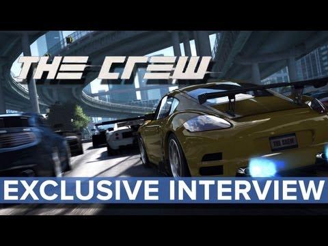 The Crew - EXCLUSIVE Interview - Eurogamer