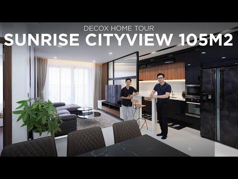 Sunrise Cityview - Căn hộ phong cách hiện đại bắt ánh mắt người nhìn