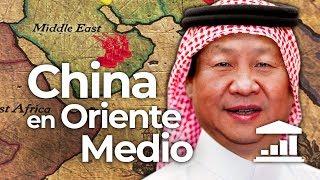 """El desafío de CHINA al """"IMPERIO AMERICANO"""" en ORIENTE MEDIO - VisualPolitik"""