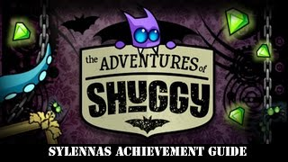 The Adventures of Shuggy - achievements and boss fights.