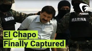 How El Chapo Became World's Biggest Drug Lord(Updated January 8th, 2016: After his escape from prison months ago there has been a hunt to re-capture El Chapo. It now looks like El Chapo has been ..., 2015-07-12T18:10:38.000Z)