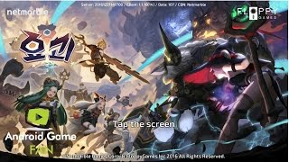 Yokai Saga Android Gameplay (EN)