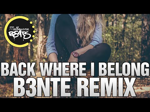 Otto Knows Ft. Avicii - Back Where I Belong (B3nte Remix)