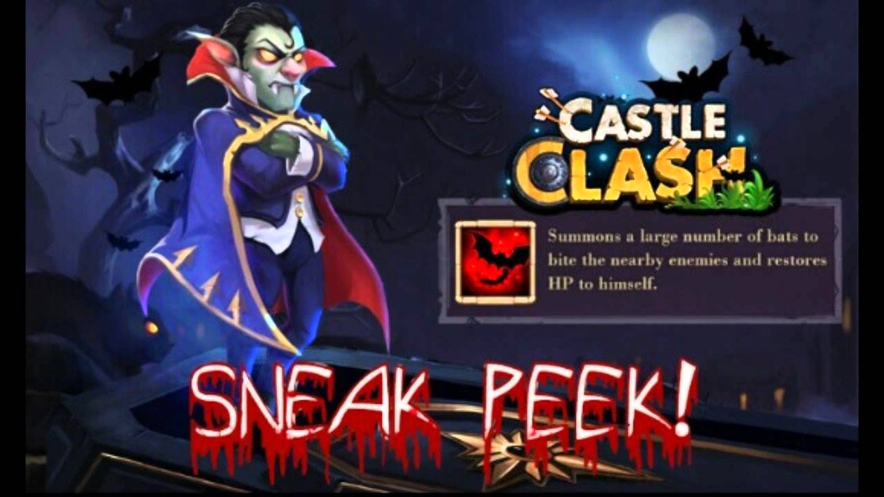 New Castle Clash Hero ...