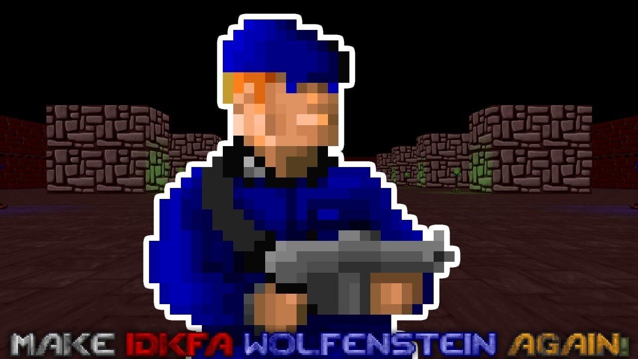 ZDoom • View topic - [Uncensored BFG / Censored Doom]Make IDKFA