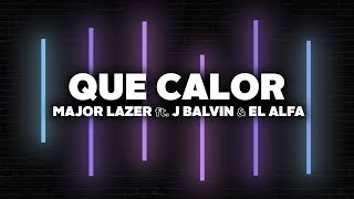 Play Que Calor (with J Balvin & El Alfa) (La Fuente Remix)