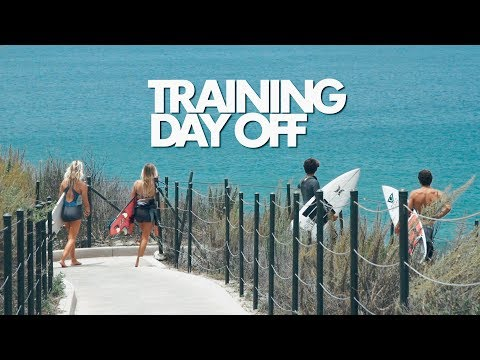 TRAINING DAY OFF