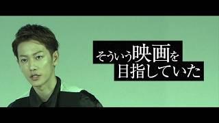 佐藤健×綾野剛、魂の禁断トークを5週にわたって紹介します。 第5回目は...