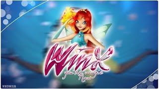 o clube das winx ft cymphonique miller winx you re magic now music video lyrics pt br
