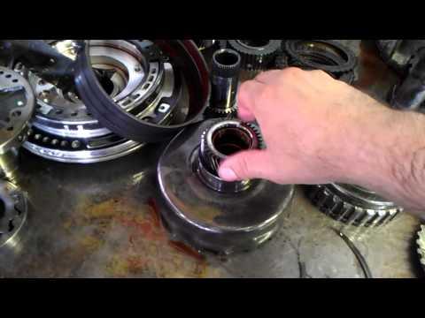 4R70W Transmission, No Reverse, Slipping Forward - Transmission Repair