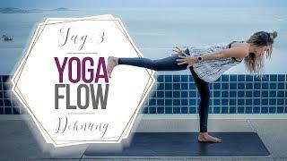 Yoga Session zum mitmachen | Dehnen und Entspannen