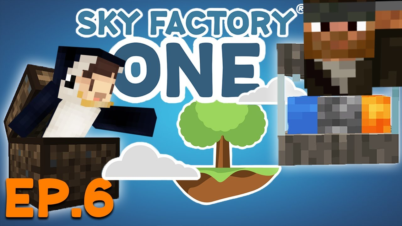 Download Passively Over 9000 [SkyFactory One Minecraft 1.16.5] Ep.6