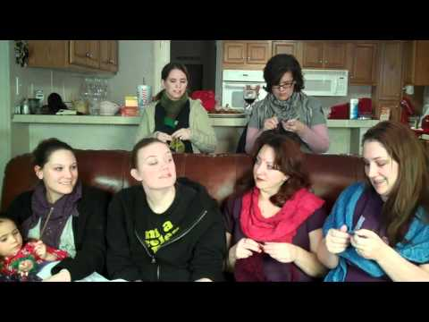 TheKnitGirllls Ep42 - Bonded in Stitches