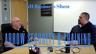 NH Business Show | Arrow Security & Training - Joseph Lopez